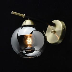 Nástěnná lampa Hamburg Megapolis 1 Mosaz - 605024501 small 1