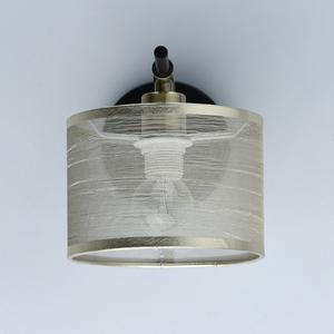 Nástěnná lampa Conrad Megapolis 1 Mosaz - 667021401 small 3