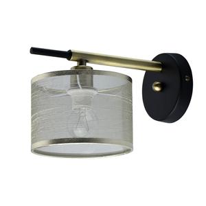 Nástěnná lampa Conrad Megapolis 1 Mosaz - 667021401 small 0