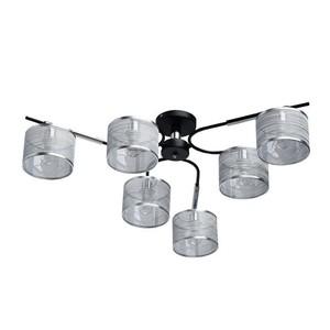 Závěsná lampa Conrad Megapolis 6 Chrome - 667011806 small 0