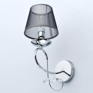 Nástěnná lampa Federica Elegance 1 Chrome - 684021901 small 2