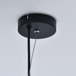 Závěsná lampa Alpha Megapolis 4 Černá - 673015604 small 6