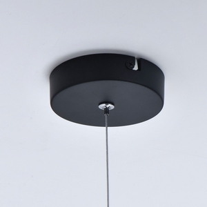Závěsná lampa Alpha Megapolis 4 Černá - 673015604 small 7