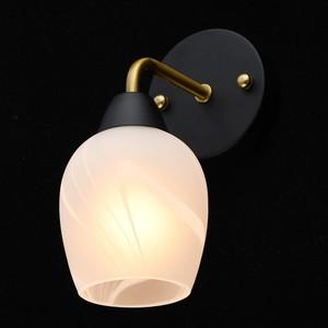 Nástěnná lampa Olympia Megapolis 1 Mosaz - 638028201 small 4