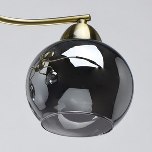 Závěsná lampa Hamburg Megapolis 8 Mosaz - 605014708 small 3