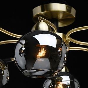 Závěsná lampa Hamburg Megapolis 8 Mosaz - 605014708 small 5