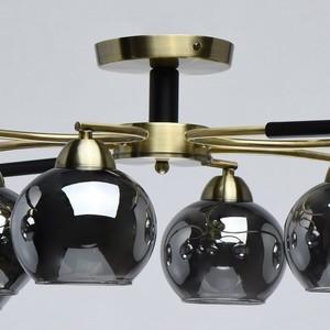 Závěsná lampa Hamburg Megapolis 8 Mosaz - 605014708 small 9