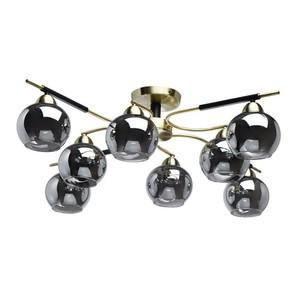 Závěsná lampa Hamburg Megapolis 8 Mosaz - 605014708 small 0