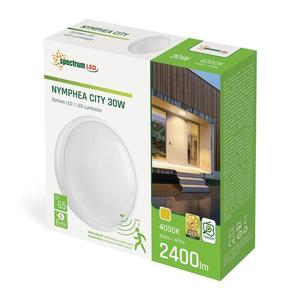 Nymphea City 230v 30w Ip65 Round Nw 5 let záruka Mv Sensor small 1