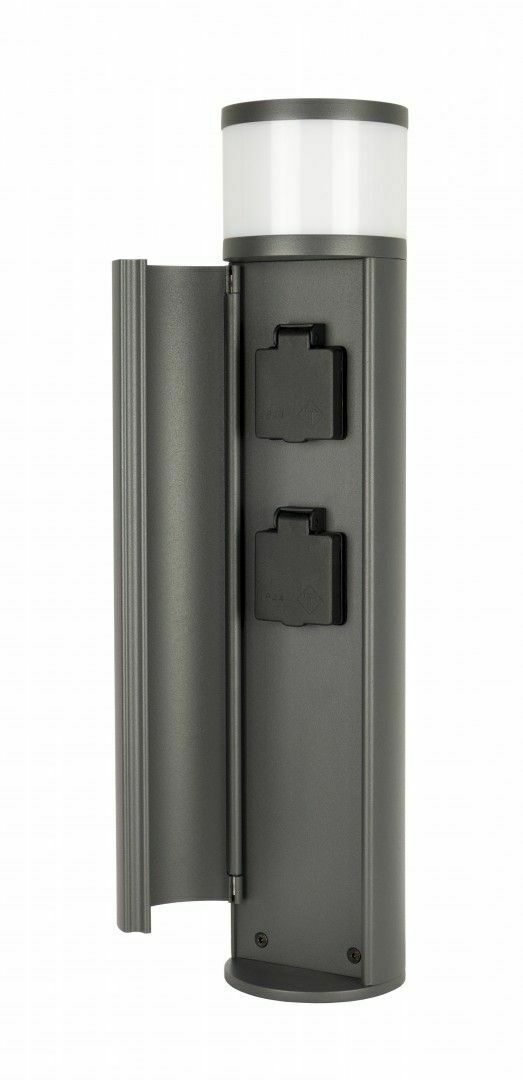 ELBORN EL3113 osvětlovací stožár s elektrickými zásuvkami