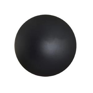 Velká černá stropní lampa Platillo small 0