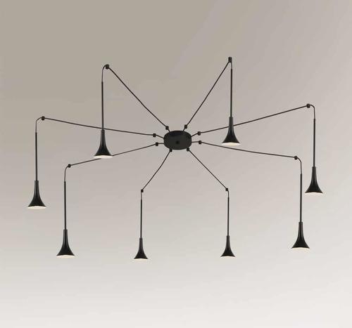 Závěsná lampa SHILO Hida 7980