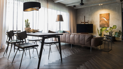 Závěsné stropní svítidlo Elegance 60W E27 černé / etnické vzory / zlato