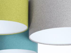 Prvky kuchyňského stropu 60W E27 zelená / modrá / šedá / bílá small 2