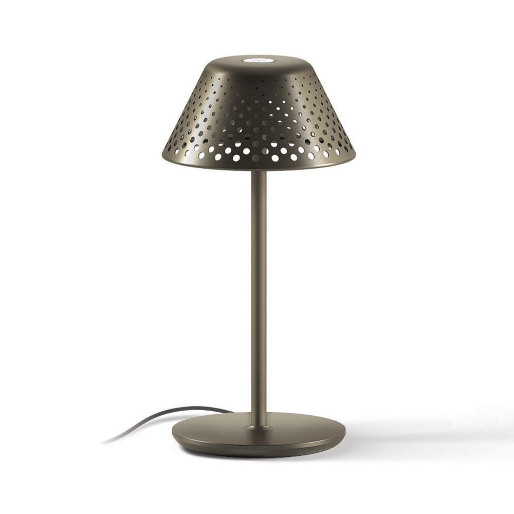 Stolní lampa Platek MESH - 4000K