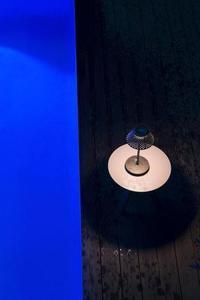 Stolní lampa Platek MESH - 3000K small 4