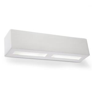 LIBRA SLA.0162 Bílá keramická nástěnná lampa small 0