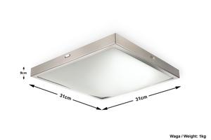 Stříbrný strop STUDIO 30 Satin SLA.0166 small 4