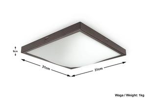 Wenge Plafond STUDIO 30 SLA.0169 small 4
