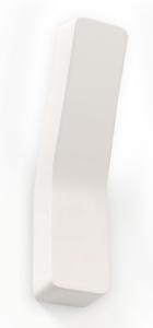 Bílá keramická nástěnná lampa COMMA SLA.0171 small 0