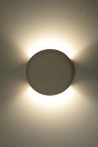 ONDA SLA.0173 Bílá keramická nástěnná lampa small 3