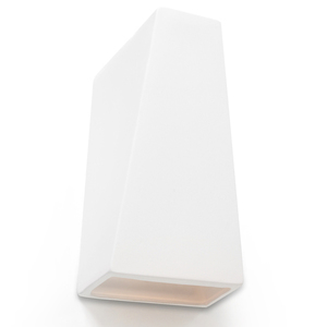FUTURO SLA.0174 Bílá keramická nástěnná lampa small 0