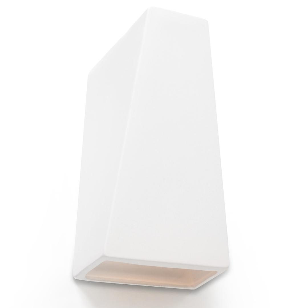 FUTURO SLA.0174 Bílá keramická nástěnná lampa