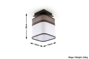 Wenge Plafond LATTE 1 SLA.0175 small 4