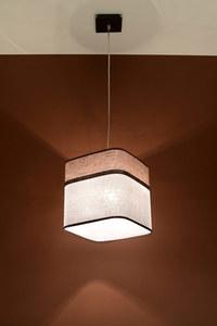 Závěsná lampa Wenge LATTE 1 SLA.0180 small 2