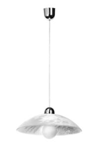 Bílá závěsná lampa VENTO SLA.0187 small 4
