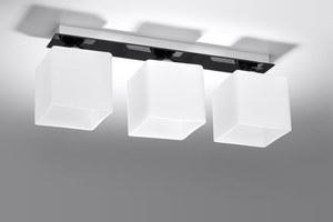 Chrom černobílý Plafond PIAZZA 3 Black SLA.0193 small 1
