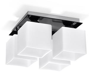 Chrom černobílý Plafond PIAZZA 4 Black SLA.0194 small 0