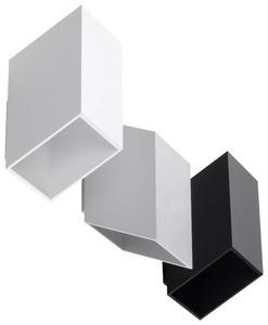 Šedá nástěnná lampa TUNNEL SLA.0199 small 6