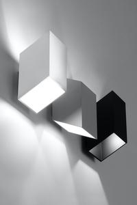Černá nástěnná lampa TUNNEL SLA.0200 small 6
