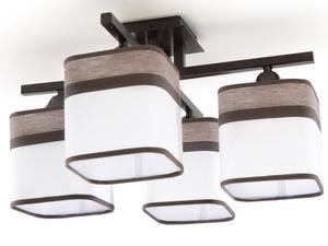Stropní lampa Wenge LATTE 4 SLA.0178 small 0