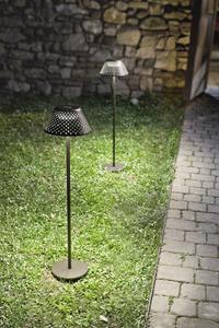 Platek MESH stojací lampa 120cm - 4000K small 2