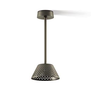 Platek Mesh downlight - venkovní lampa 48cm - 3000K small 0