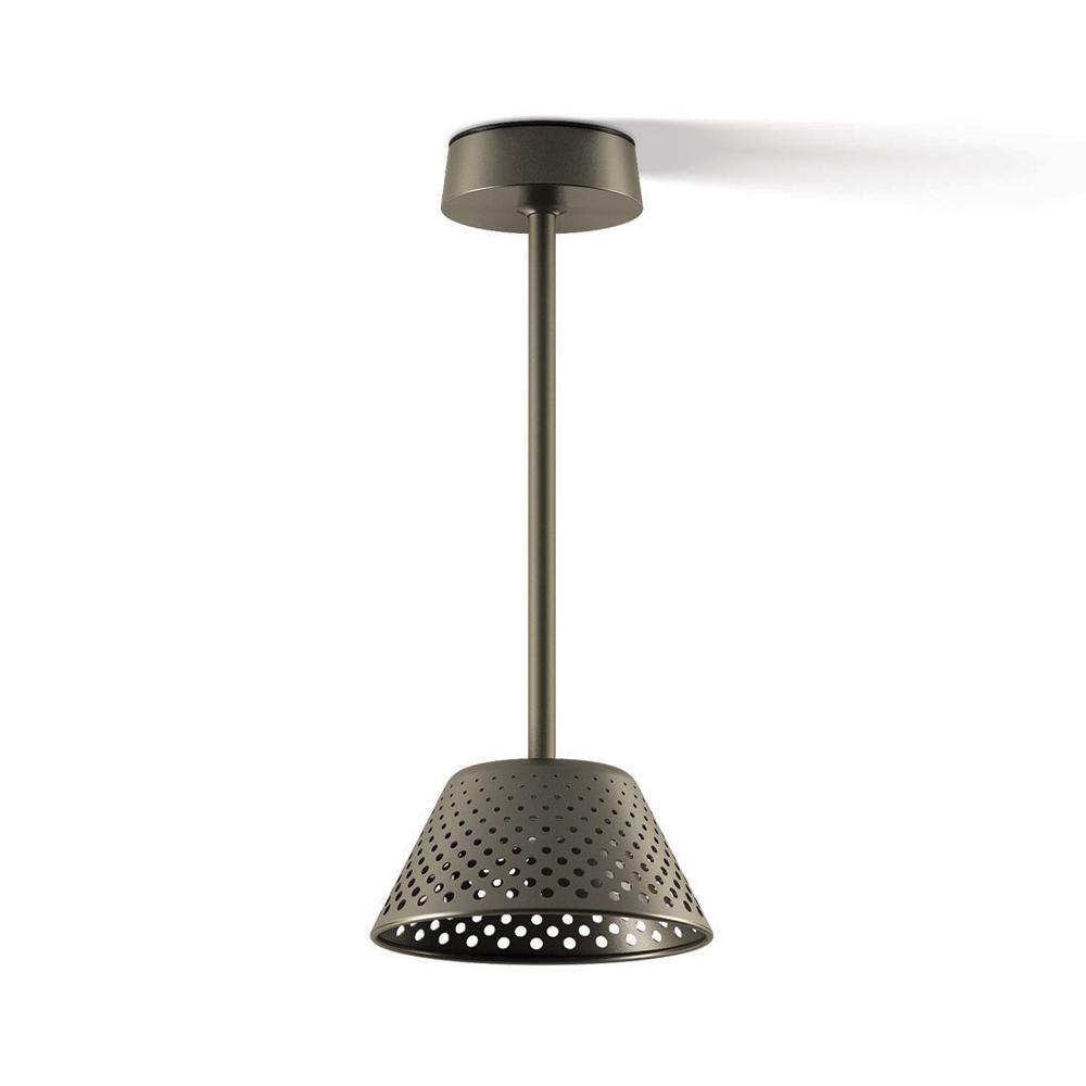 Platek Mesh downlight - venkovní lampa 48cm - 3000K