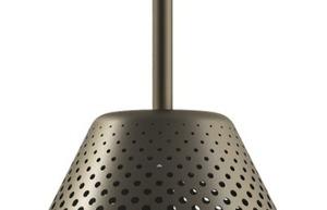 Platek Mesh downlight - venkovní lampa 48cm - 3000K small 4