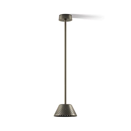 Platek Mesh downlight - venkovní lampa 88cm - 3000K