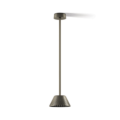 Platek Mesh downlight - venkovní lampa 88cm - 4000K