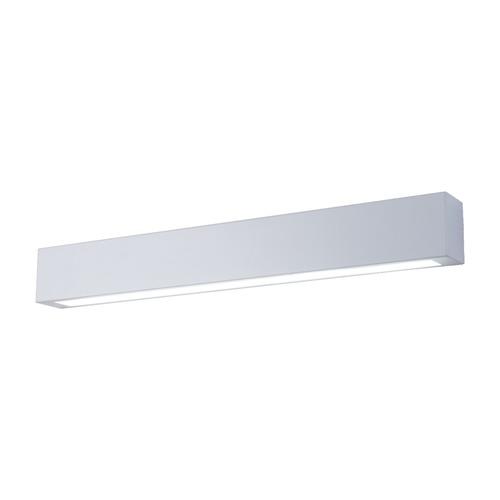 Stropní ibros bílé médium 18W 3000K IP44