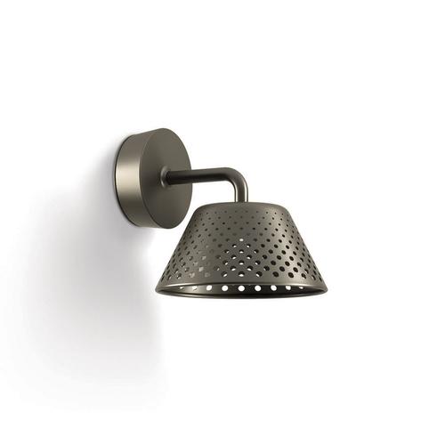 Venkovní nástěnná lampa Platek MESH - 4000 K 87 °