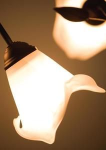 Klasická stojací lampa Kłos small 1