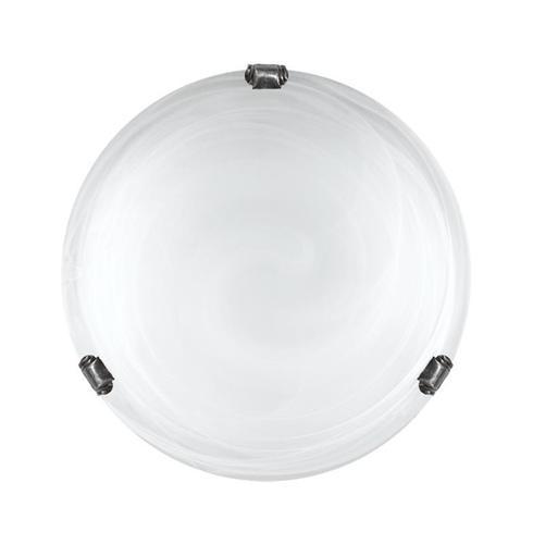 Klasický Plafond P1 Duna White Chrome