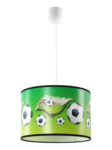 Moderní závěsná lampa Světový pohár C