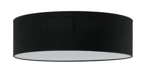 Moderní Iglo 40 černá stropní lampa