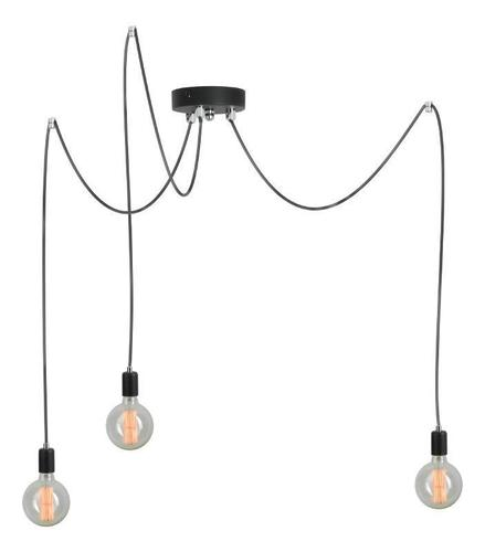 Designová závěsná lampa Ragno 3