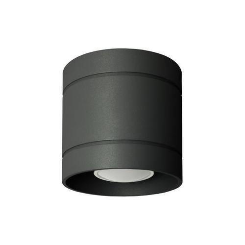 Moderní stropní lampa Diego 10 Černá