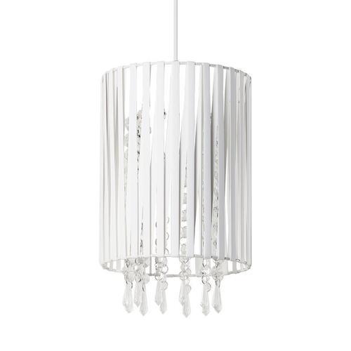 Design Závěsná lampa Diana 1 S bílá